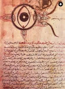 manuscript eye