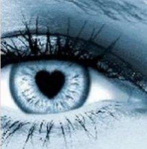 heart iris