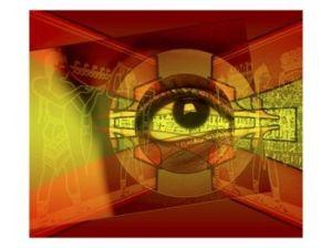 hieroglyphic eye