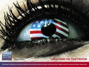 patriotic eye