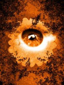 mystical eye # 103