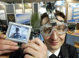 eye controlled cam