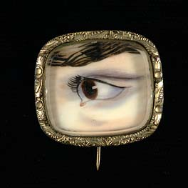 1967 eye ornament