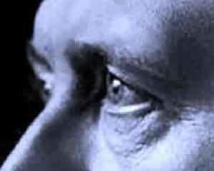 Adolf Hitler's Eyes