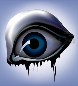 Dali eye #3