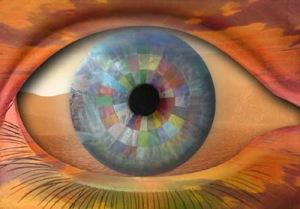 eye reading