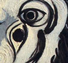 eyes by Picasso