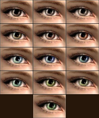 eye set #7