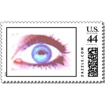 44 cent US eye stamp