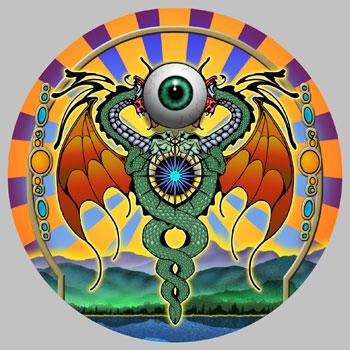 eyeball sun
