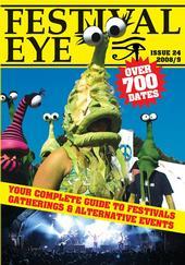 Festival eye poster