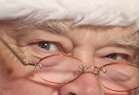 The Eye Of Santa