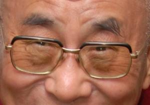 Dalai Lama Eyes