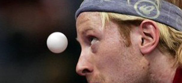 table tennis eye
