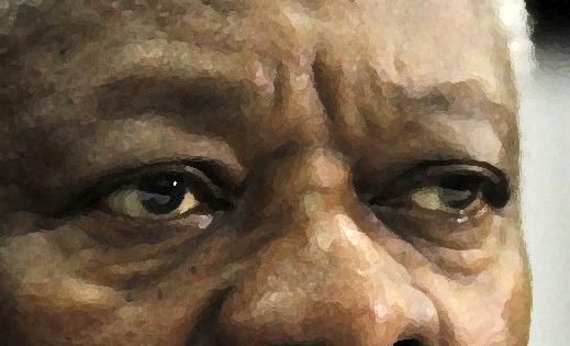 Kofi-Annan's-eyes